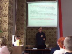 Tomasz Kuba Kozłowski z Warszawy opowiada o przesiedleniu.