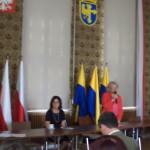 Przemawia Prezes TMLiKPW  Irena Kalita