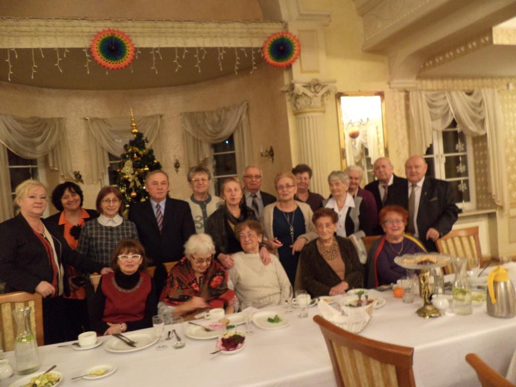 Spotkanie opłatkowe Towarzystwa Miłośników Lwowa i Kresów Południowo-Wschodnich w Opolu