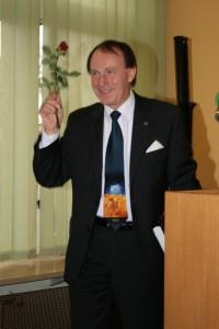 Referat wygłosił Prof S.Nicieja
