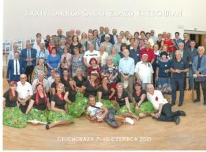 Zjazd Tarnopolan 2021