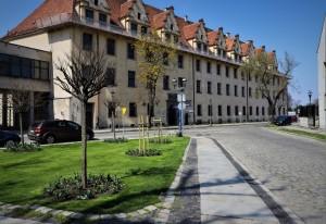 budynek dawnego Gimnazjum Piastowskiego