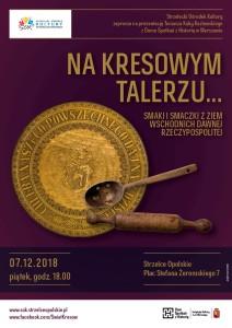 plakat kozłowski strz. op 7.12.2018